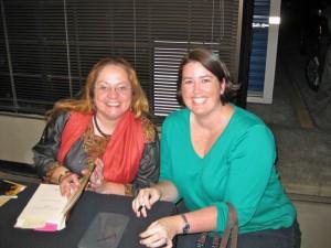 Patricia Briggs and Jessie