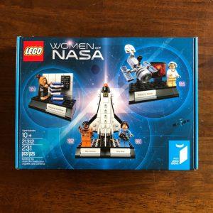 Women of NASA Legos