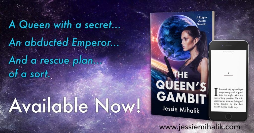 The Queen's Gambit Available Now!