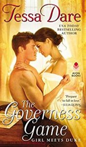 The Governess Game Cover