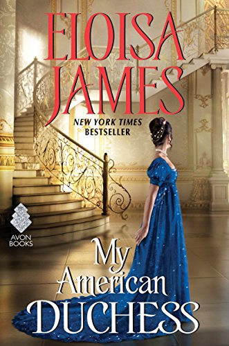 My American Duchess by Eloisa James Cover