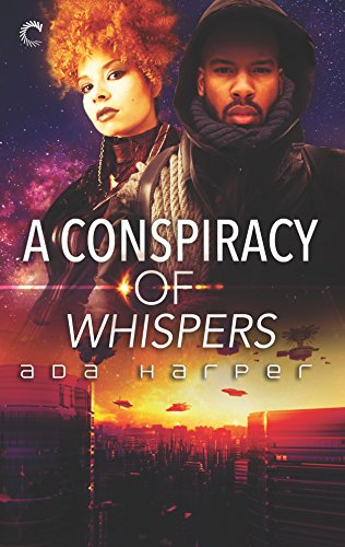 A Conspiracy of Whispers by Ada Harper Cover