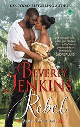 Rebel (Women Who Dare) by Beverly Jenkins Cover