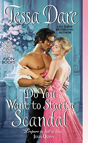 Do You Want to Start a Scandal (Castles Ever After) by Tessa Dare Cover