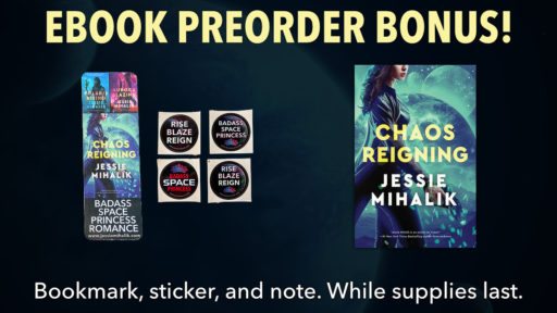 Ebook Preorder Bonus! Get a bookmark, sticker, and note. While supplies last.