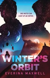 Winter's Orbit by Everina Maxwell Cover