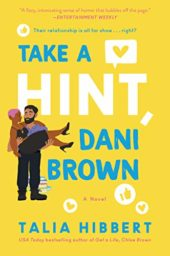 Take a Hint, Dani Brown (The Brown Sisters Book 2) by Talia Hibbert Cover