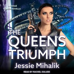 The Queen's Triumph Audiobook Cover
