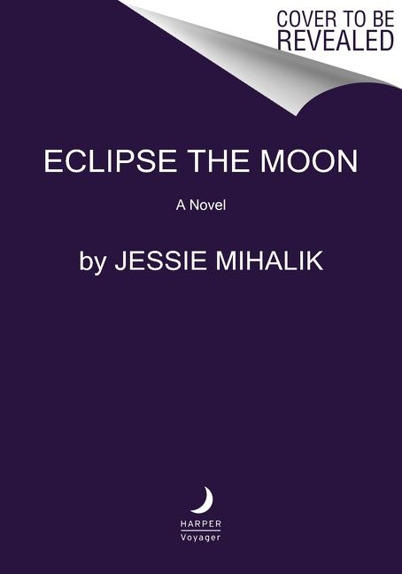 Voyager placeholder cover for ECLIPSE THE MOON. Official cover to come.
